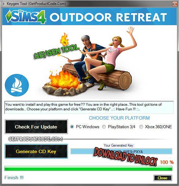sims 4 product key origin generator
