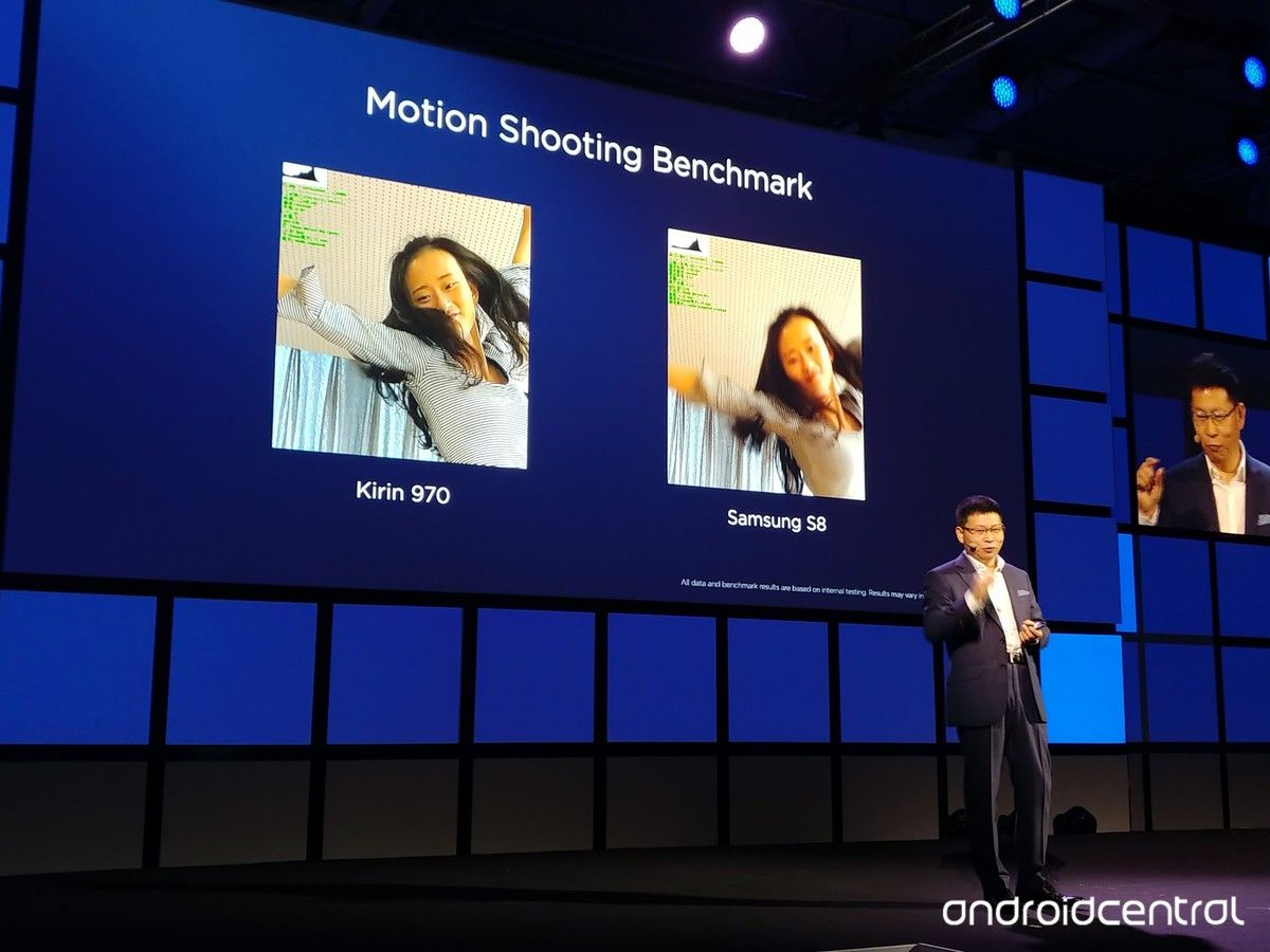 Kirin 970 S Dual Image Signal Processors Make The Galaxy S8 Camera