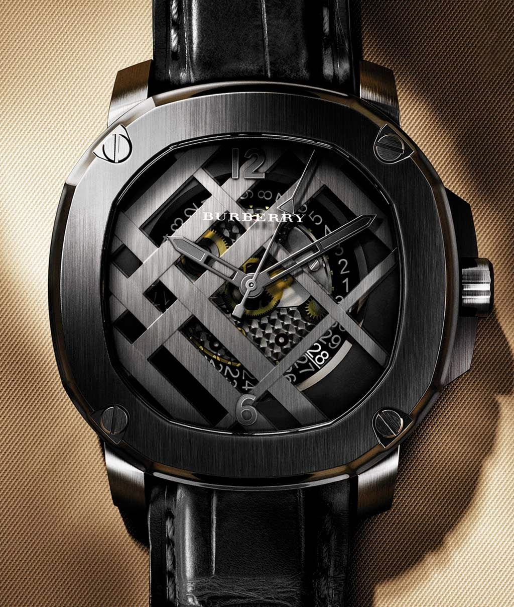 Burberry The Britain Icon Check for Men | Time and Watches