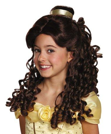 Another great find on #zulily! Belle Ultra-Prestige Dress-Up Wig - Kids #zulilyfinds