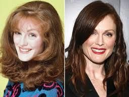 Julianne Moore As The World Turns Was Frannie Hughes The