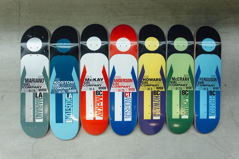 This Collection Of Skate Decks Includes Rare Supreme Highsnobiety Skate Decks Deck Skateboard Decks