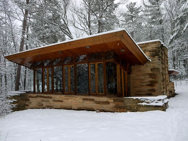 Frank Lloyd Wright Methow Cabin Design Ideas Pinterest Frank Lloyd Wright Lloyd Wright