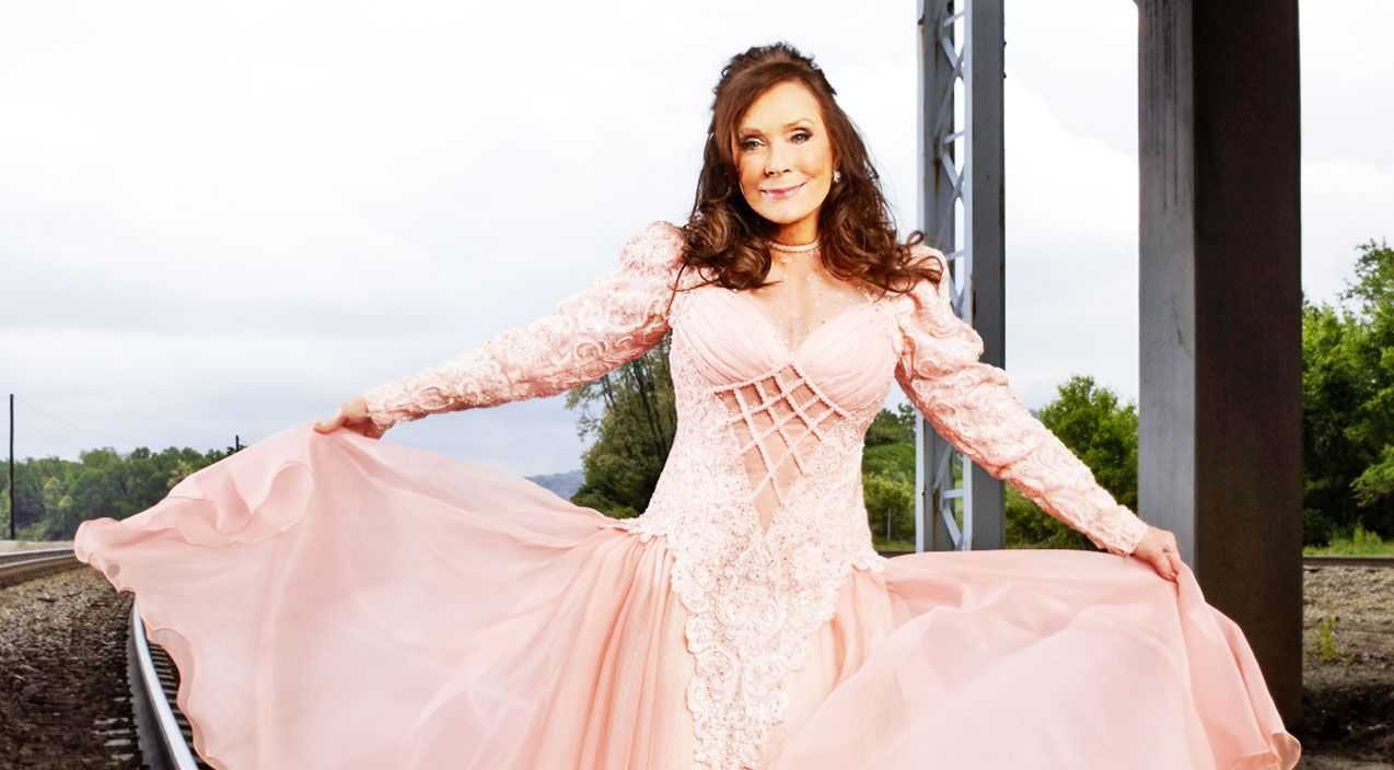 Loretta Lynn's Latest Song Dreams Of Leaving A Mark On The