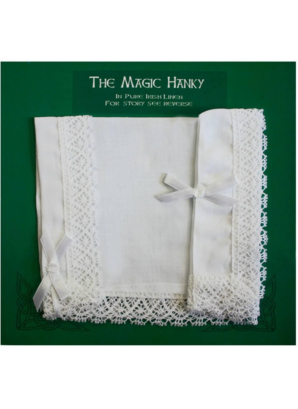 Magic Linen Hanky: The Magic Linen Hanky is a traditional Irish ...