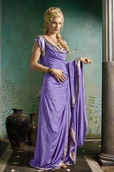 am thinking roman type dress?? by angela Toges grecques