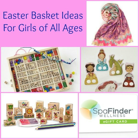 Easter basket ideas for girls of all ages basket ideas easter easter basket ideas for girls of all ages negle Gallery