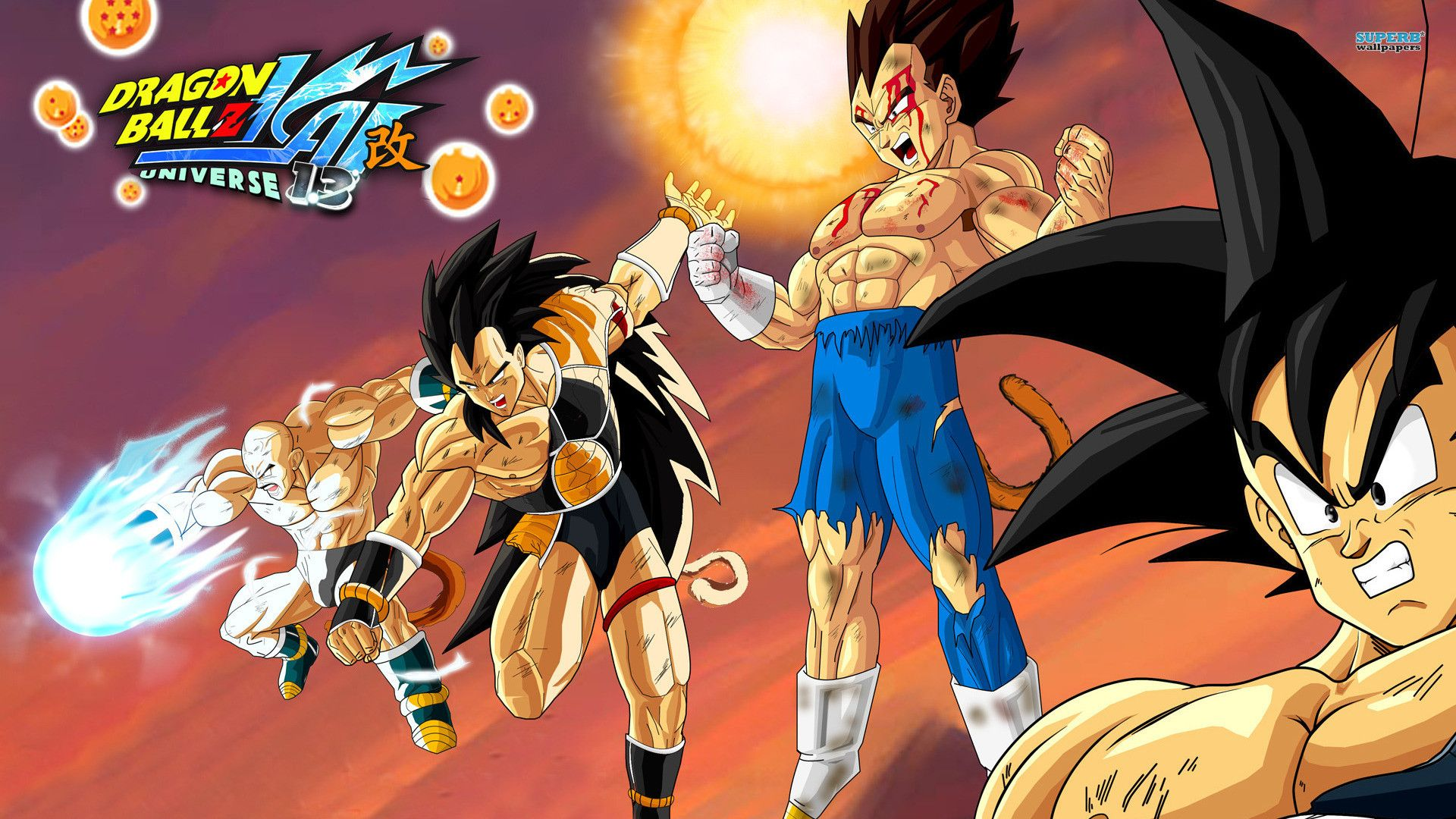 Wallpaper Dragon Ball Z Ps4 Dragonball Z Personagens Princesas