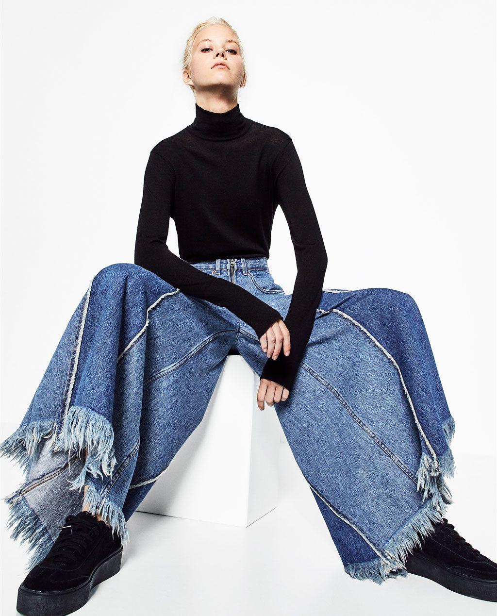 Risultati immagini per denim ladies jeans pant design
