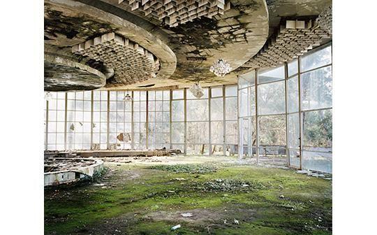'Gouden jaren. Rob Hornstra's Rusland'.Huis Marseille Amsterdam