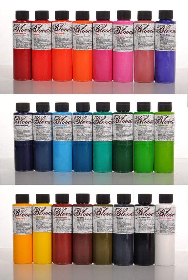 SkinCandy Tattoo Supply - large bottles are always handy! | Under ...