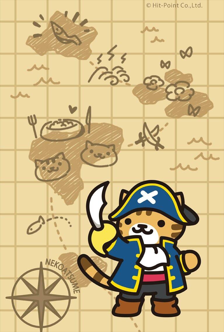 Neko Atsume Wallpaper Background 16 Neko Atsume By Hit Point