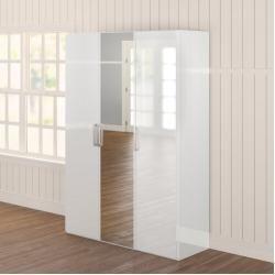 Photo of Wardrobes with mirrors Revolving door wardrobe Frakes Brayden StudioBrayd …