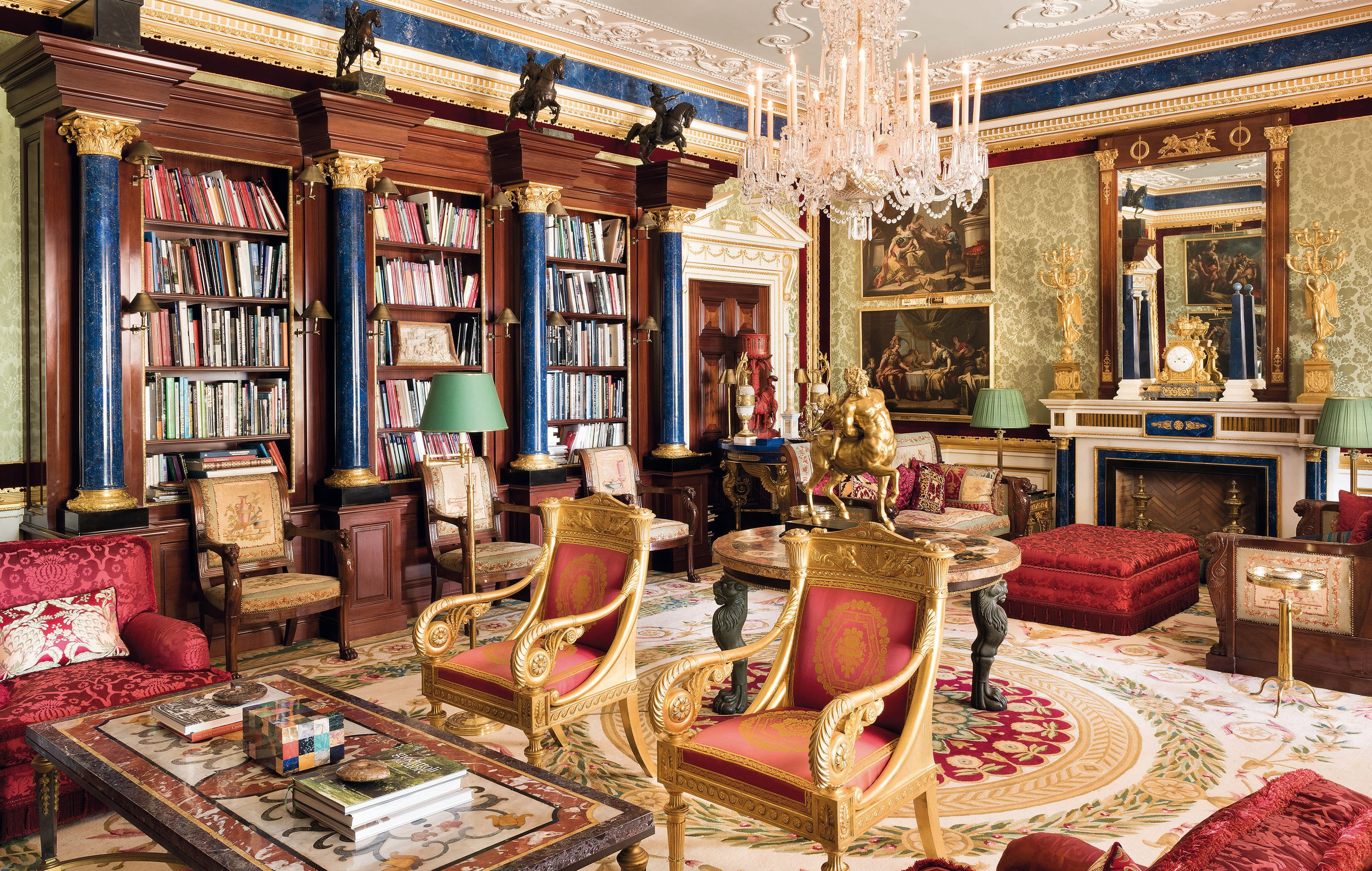 inside the beautiful world of robert zellinger de balkany : the