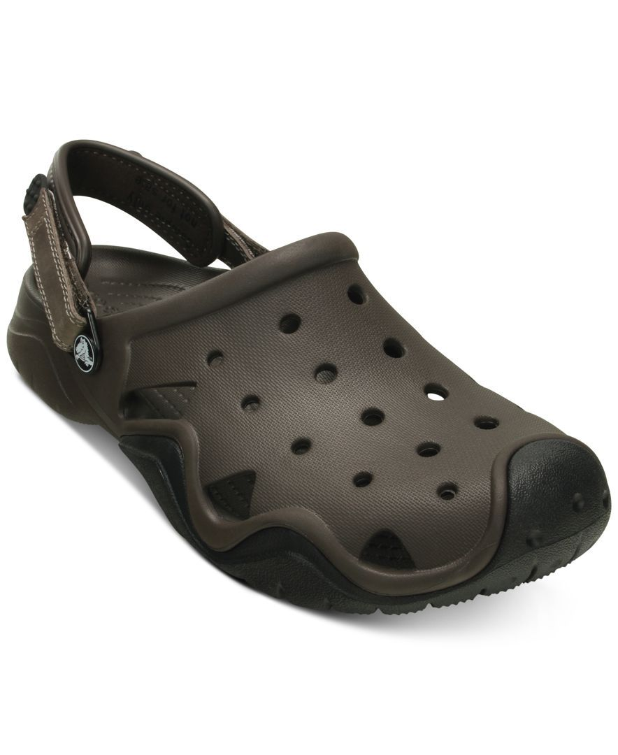 634d2ee5e5ec9 Crocs Men s Swiftwater Clogs