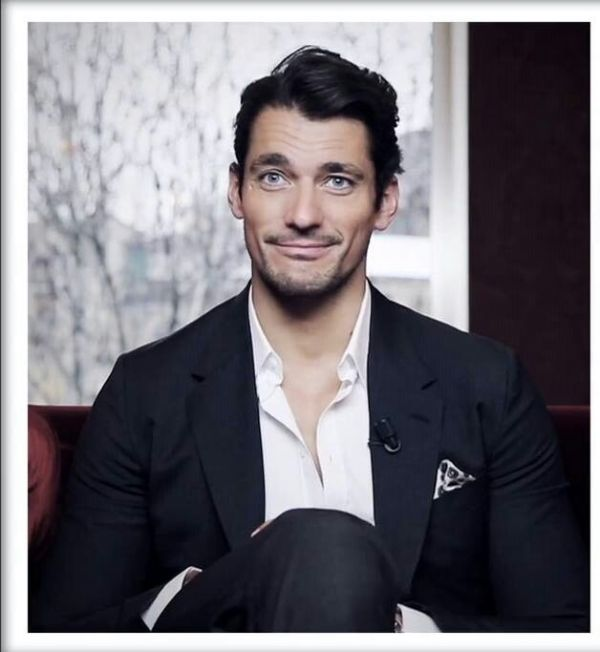 David Gandy- Screenshots from the D interview via @Sarah Chintomby Chintomby Hottle Swidersky