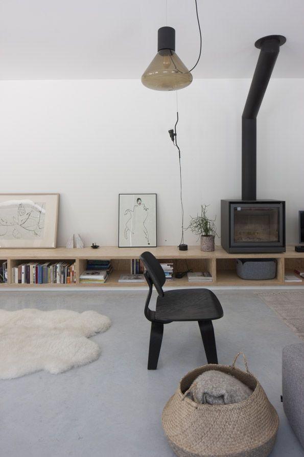 living room eames charles and ray eames eames char #skandinavischwohnen