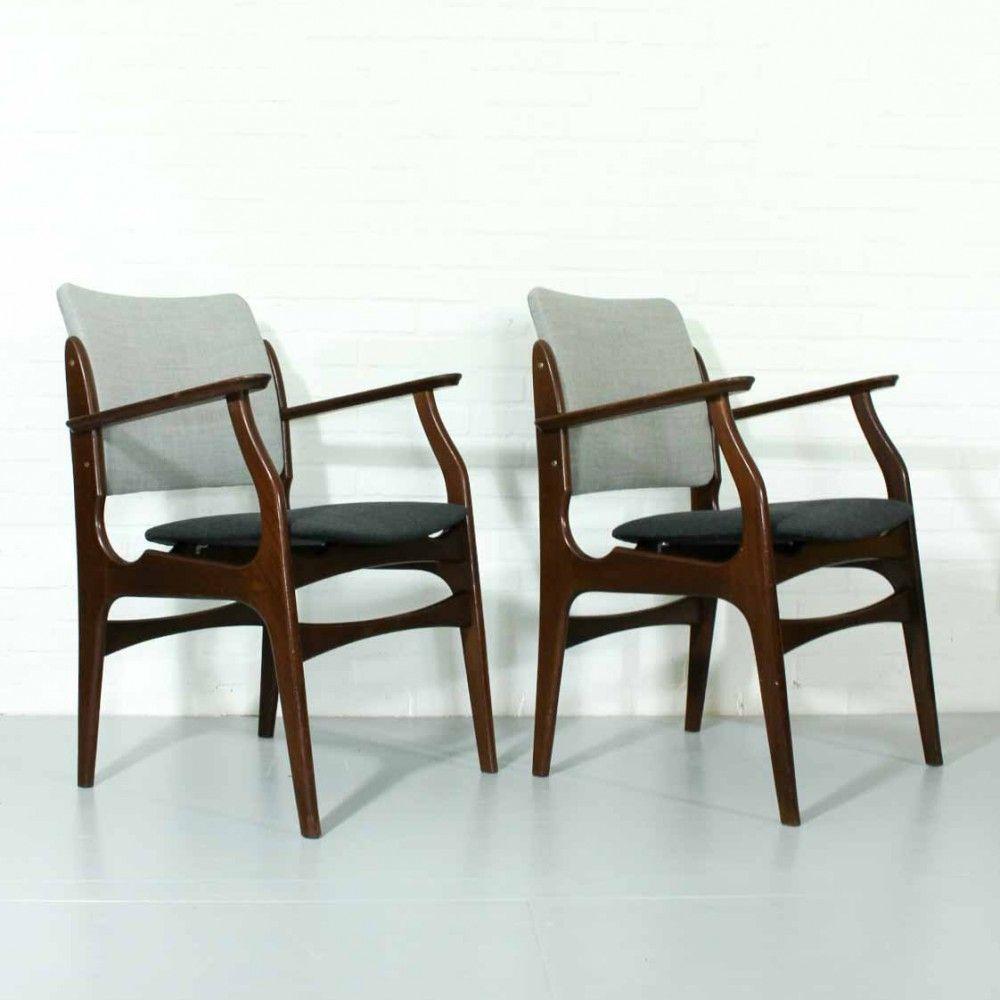 Located using retrostart.com > Arm Chair by Louis van Teeffelen for Wébé