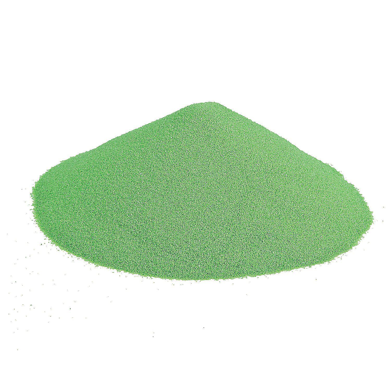 Bulk+Green+Sand+-+OrientalTrading.com