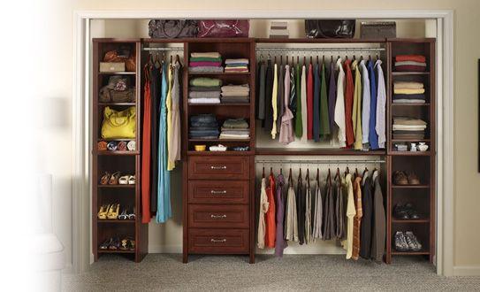 Closetmaid At The Home Depot Closet Organization Designs Closet Organization Cheap Best Closet Organization