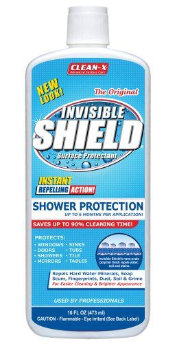 Invisible Shield Glass Surface Protectant Prevent Hard