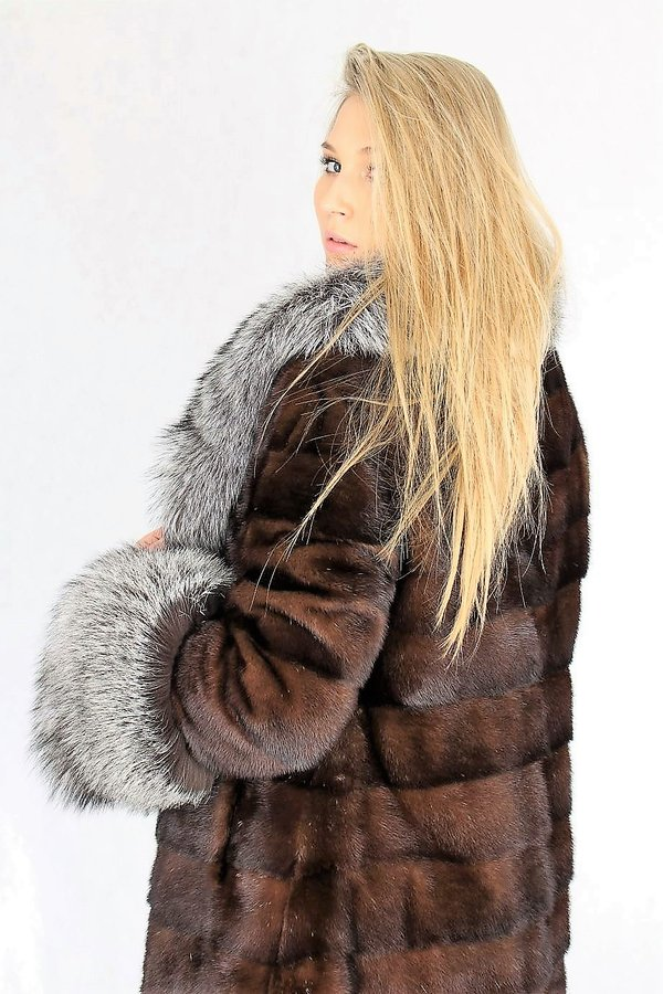 Home Twitter Fashion Fur Coat Style