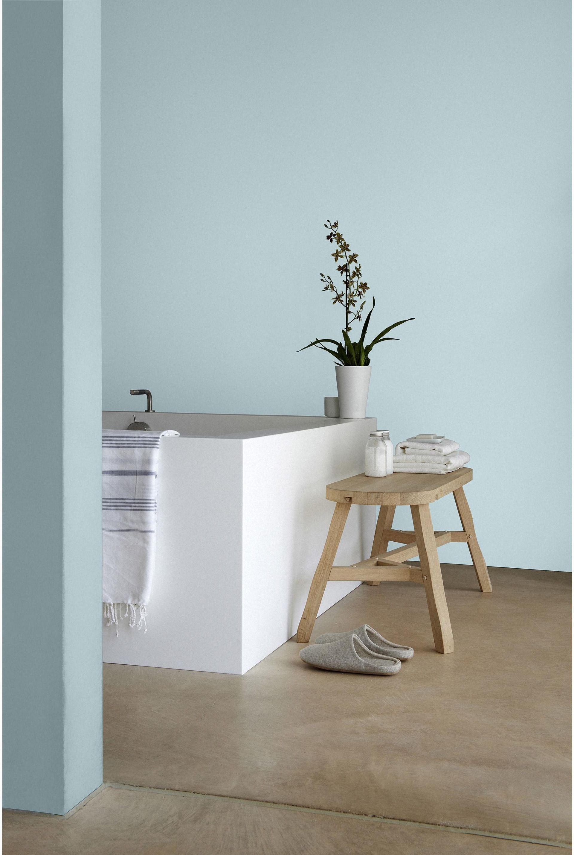 Peinture Bleu Celadon Velours Dulux Valentine Architecte 2 L En