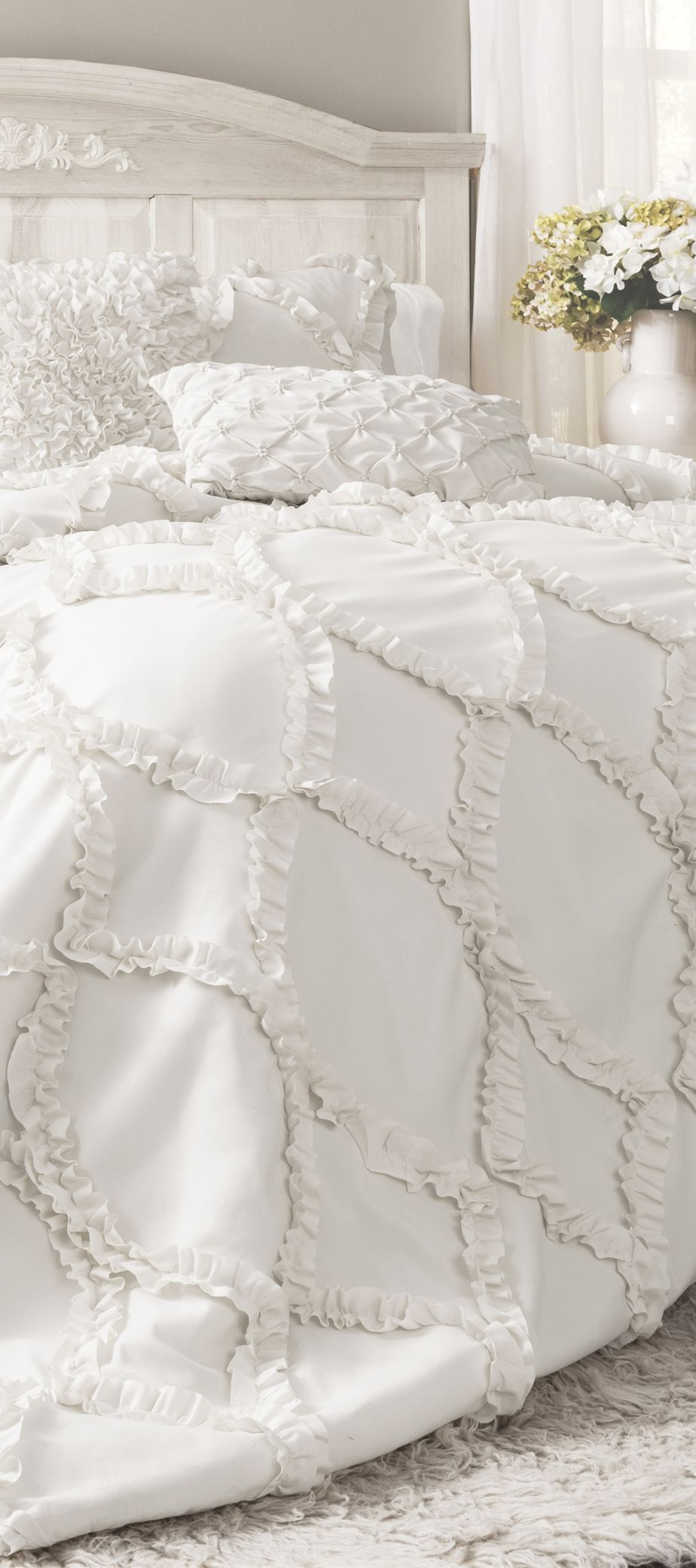Farmhouse Comforter Bedroom comforter sets, Farmhouse