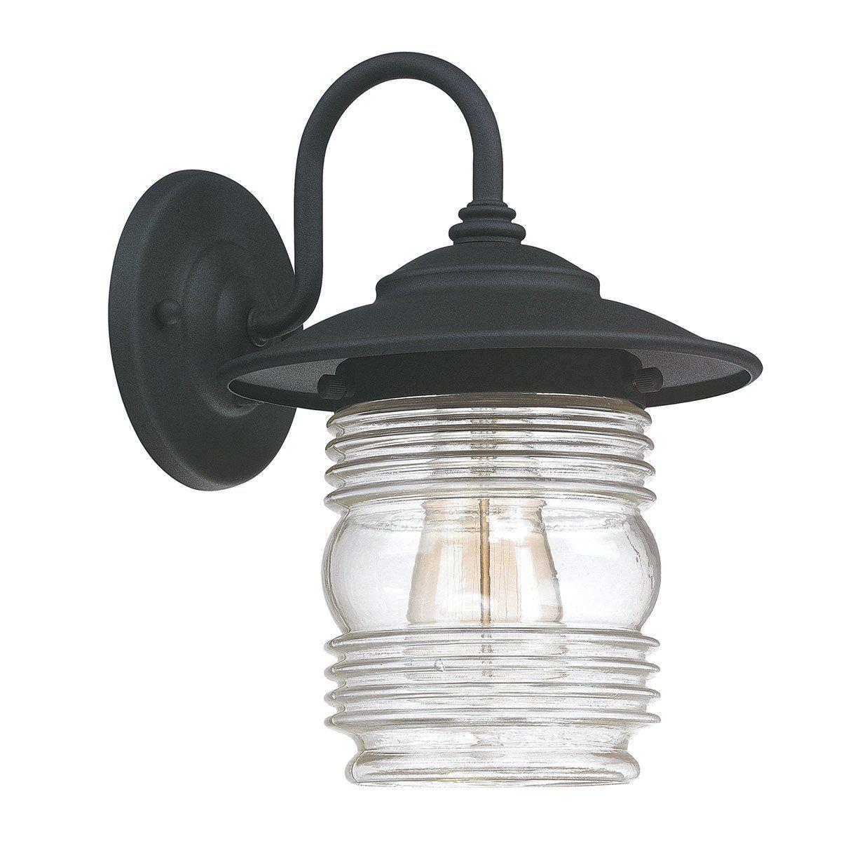 Capital lighting fixtures bk creekside light inch black