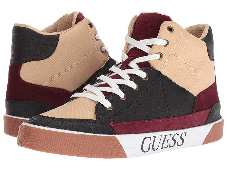 GUESS Mesa Men's Shoes Light Natural | Shoes, Sneakers