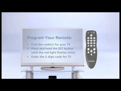 How Program Your Xfinity Digital Adapter Remote