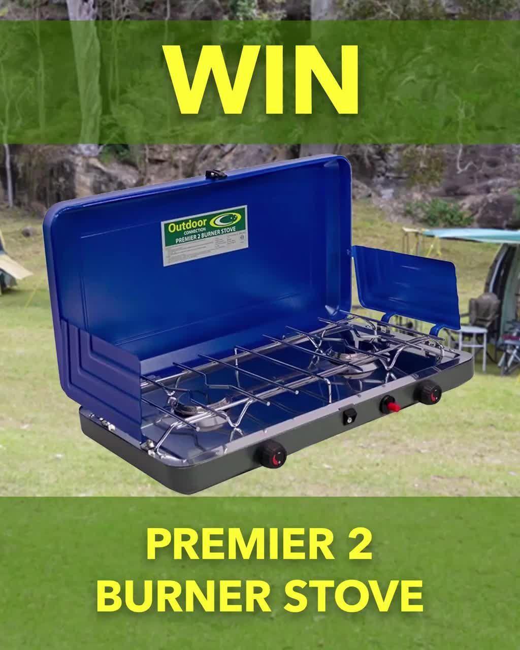 Premier 2 burner stove giveawayburner giveaway premier