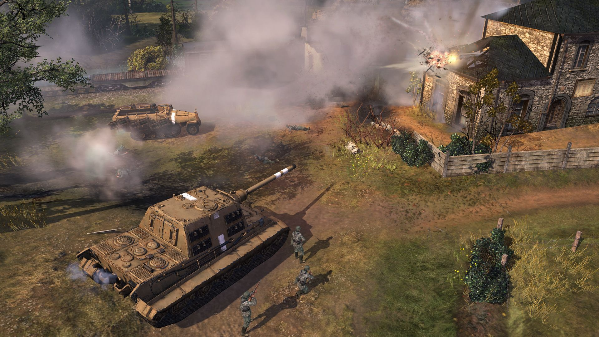 company of heroes wallpapers cnsoup collections | hd wallpapers