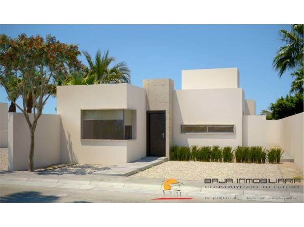 Casa nueva estilo minimalista la paz vivanuncios la for Casa nueva minimalista