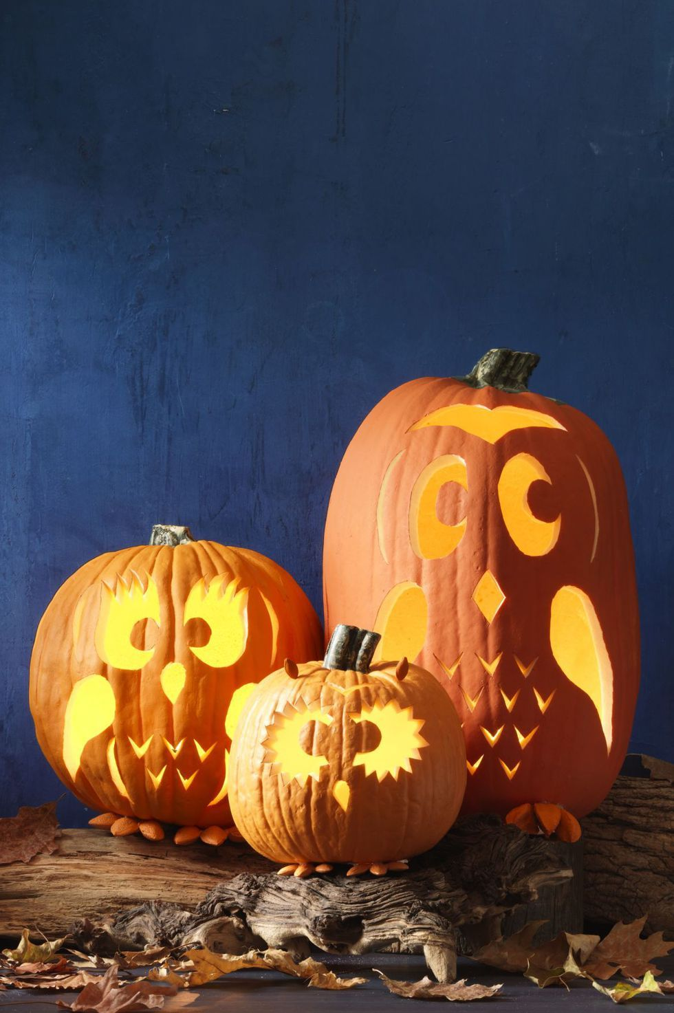 40 Easy Pumpkin Carving Ideas That Anyone Can Pull Off