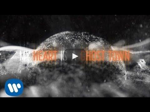 """Adam Lambert - """"Ghost Town"""" [Official Lyric Video]"""