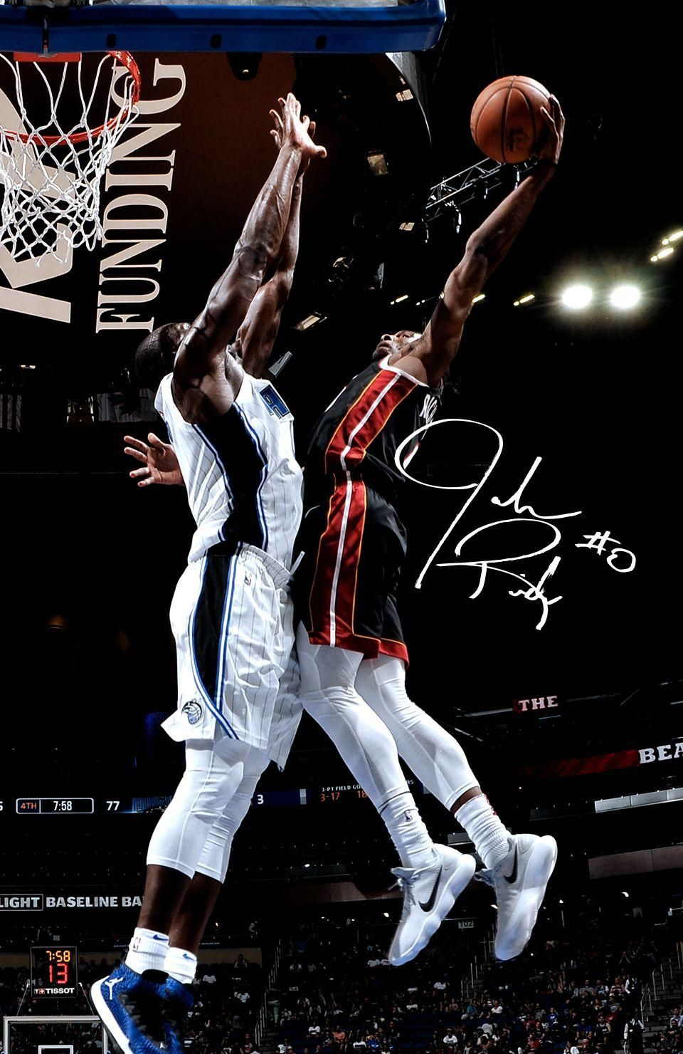 Miami Heat Wallpaper In 2020 Sports Basketball Nike Wallpaper Nba Basketball