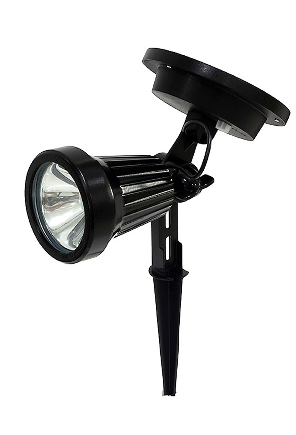 Lowest Price On Classy Caps High Performance Solar Spotlight Pl427