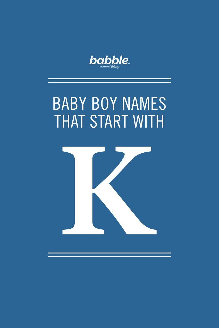 Baby Names and the Meaning of Names from A to Z | Baby boy ...