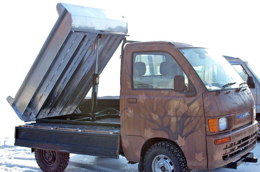 Dump Bed Kit For Anese Mini Truck Ebay