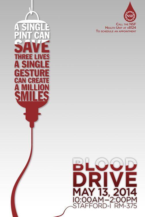 blood donation speech