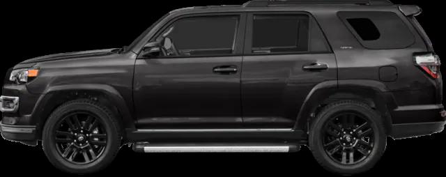 2020 Toyota 4runner Suv Nightshade In 2020 Toyota 4runner 4runner Suv