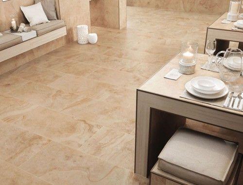 Sunrock_BourgogneSand_Matt_#arredobagno #gresporcellanato #pavimento #interiordesign #ideas #home #gresporcellanatoeffettopietra