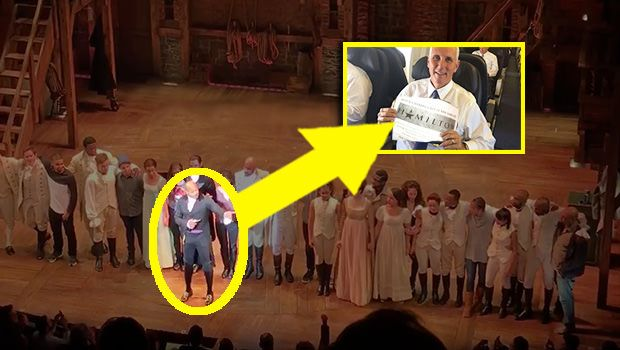 MIKE PENCE FIGHTS BACK: He Just Got Revenge on Broadway Actor Who Attacked Him Last Night