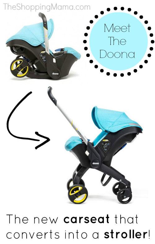 Coming Soon Doona Infant Carseat That Converts To A Stroller Get