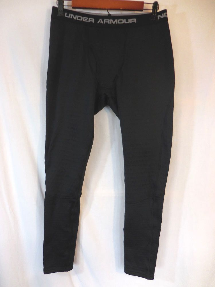 e0355ed3d1bcab Under Armour Mens Large L Black UA Base 4.0 Leggings pants unworn  condition! #fashion #clothing #shoes #accessories #mensclothing #activewear  (ebay link)