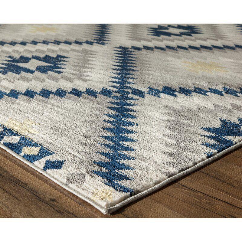 Pin By Lisa Wysocki On Home Decor Blue Grey Rug Area Rugs Grey Area Rug