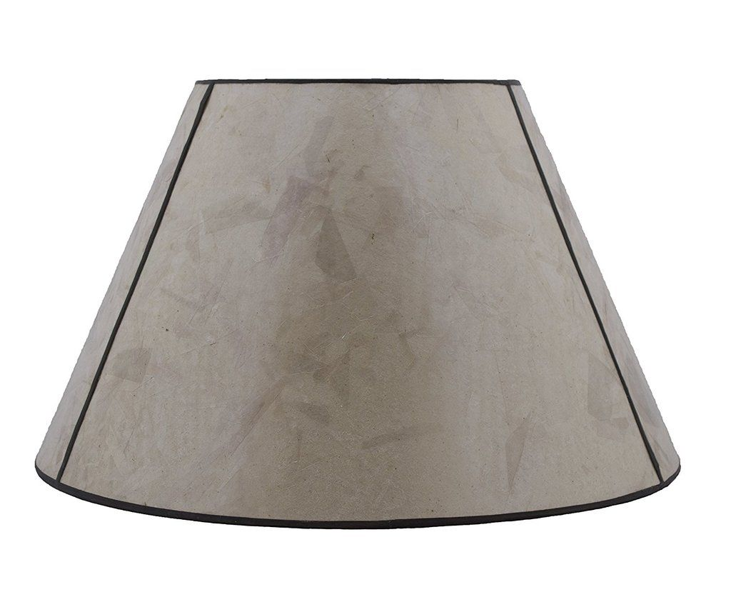 Mica Lampshade 12 Inch Spider Fitter In 2020 Lamp Shades Rectangular Lamp Shades Drum Lampshade
