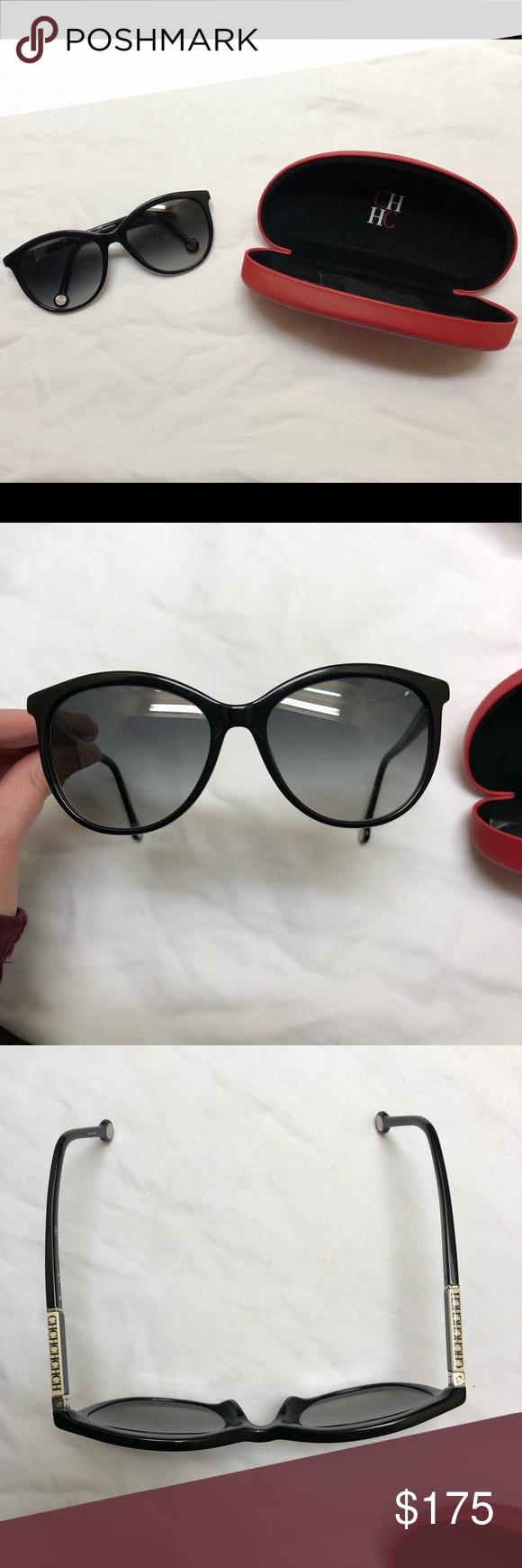 8a5a5533e6b6 Brand NEW Carolina Herrera sunglasses Black