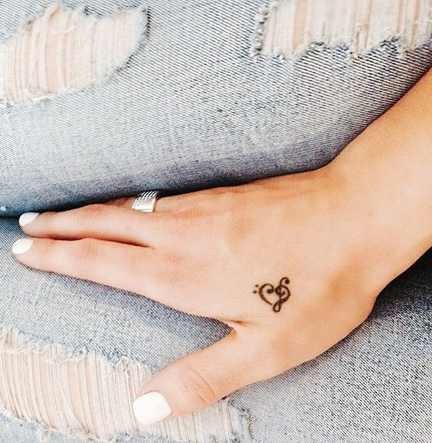 This Tattoo Is Full Of Love And Meaning Its The Symbol For My
